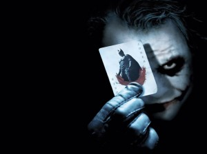 The Joker: Visual References