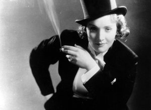 Marlene Dietrich: Visual References